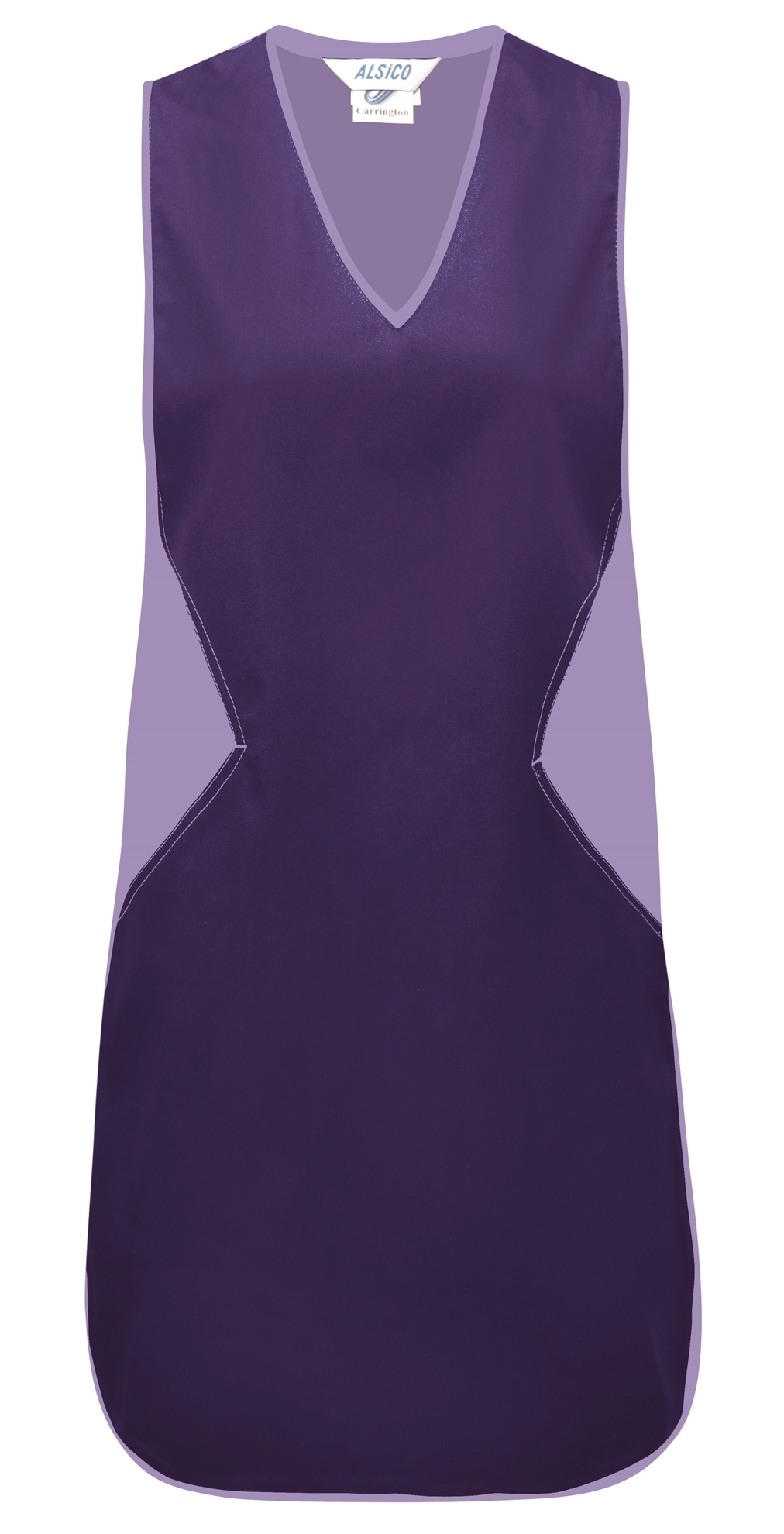 Picture of Contrast Tabard - Purple / Lilac