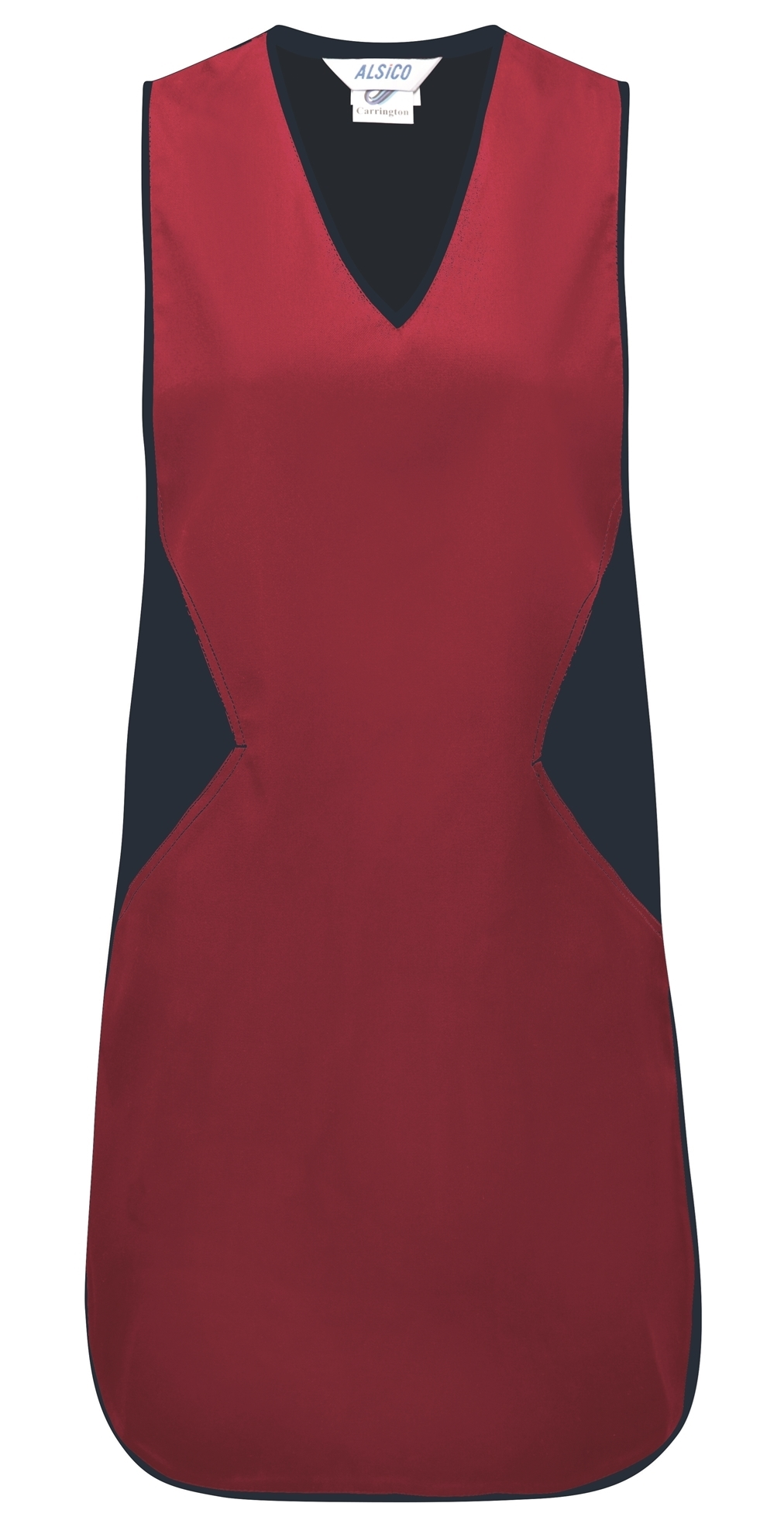 Picture of Contrast Tabard - Red / Navy
