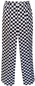 Picture of Unisex Chefs Large Check Trousers