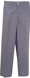 Picture of Unisex Chefs Gingham Trouser