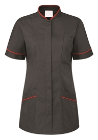Picture of Professional Mandarin Collar Female Tunic