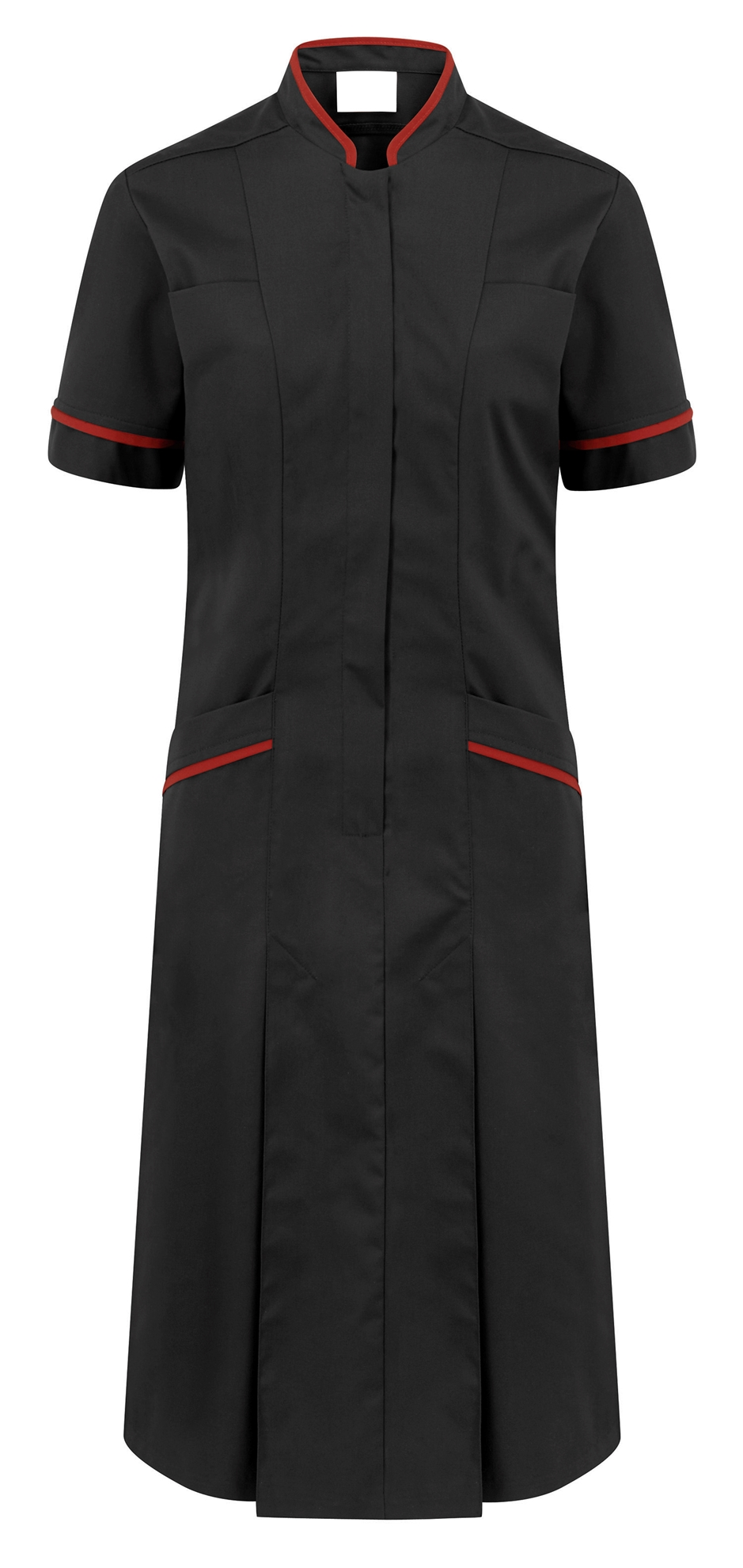 Picture of Professional Dress - Black/Red