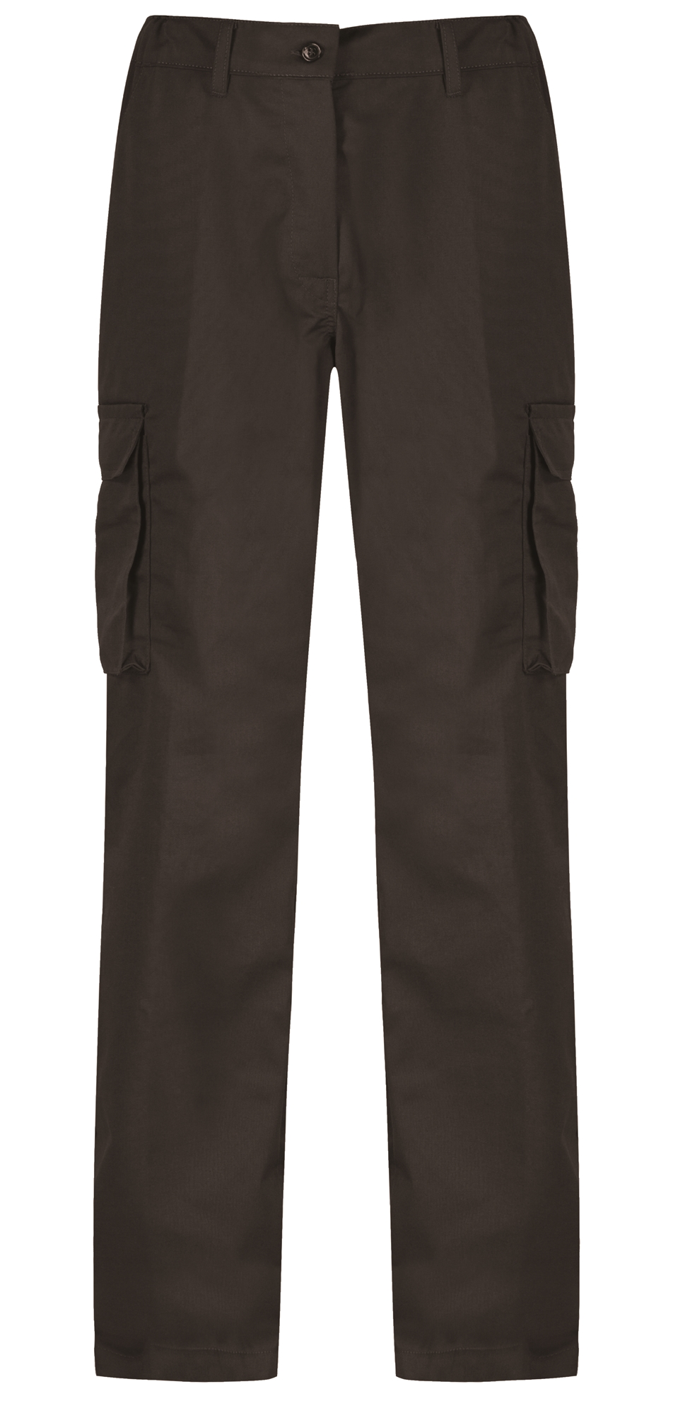 Picture of Ladies Cargo Trouser - Black
