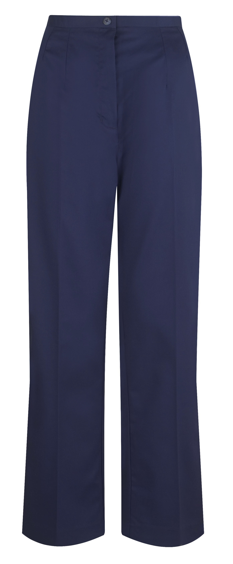 Picture of Advantage Straight Leg Trousers - Navy