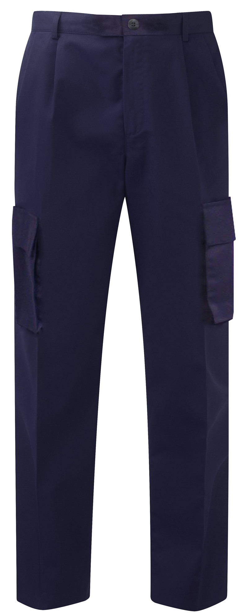 Picture of Male Cargo Trousers - Navy