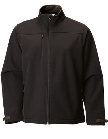Picture of Softshell Jacket - Black