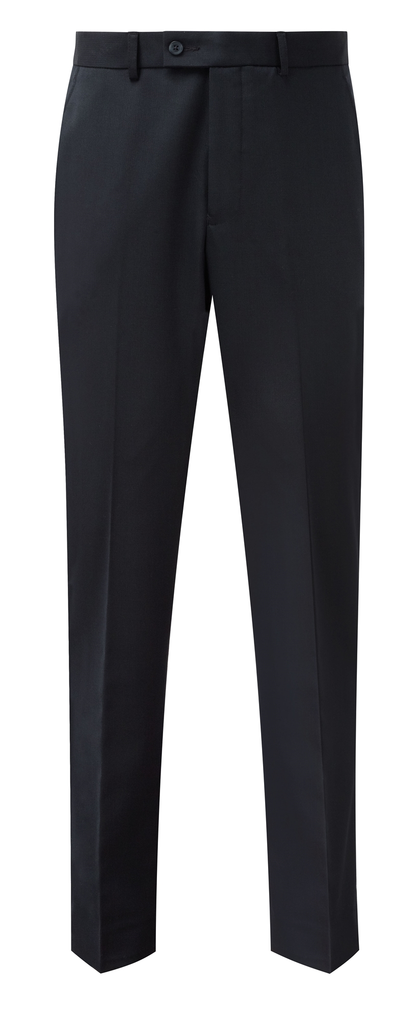Picture of Aldwych Tailored Fit Trousers - Navy