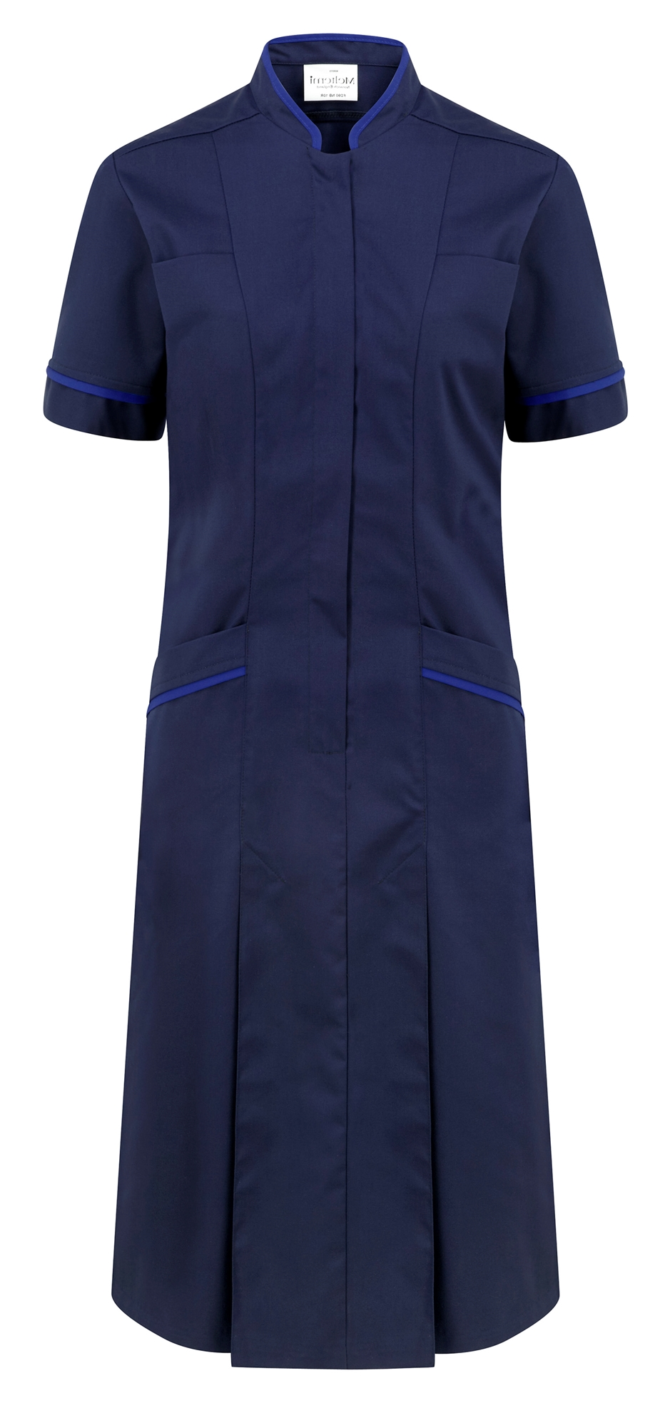 Picture of Professional Dress - Navy/Royal Blue