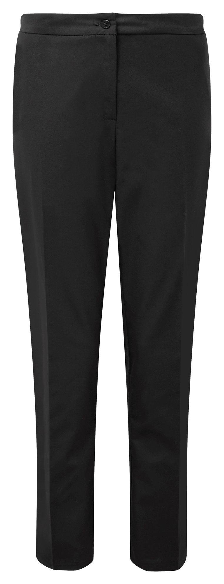 Picture of Slim Leg Trousers - Black