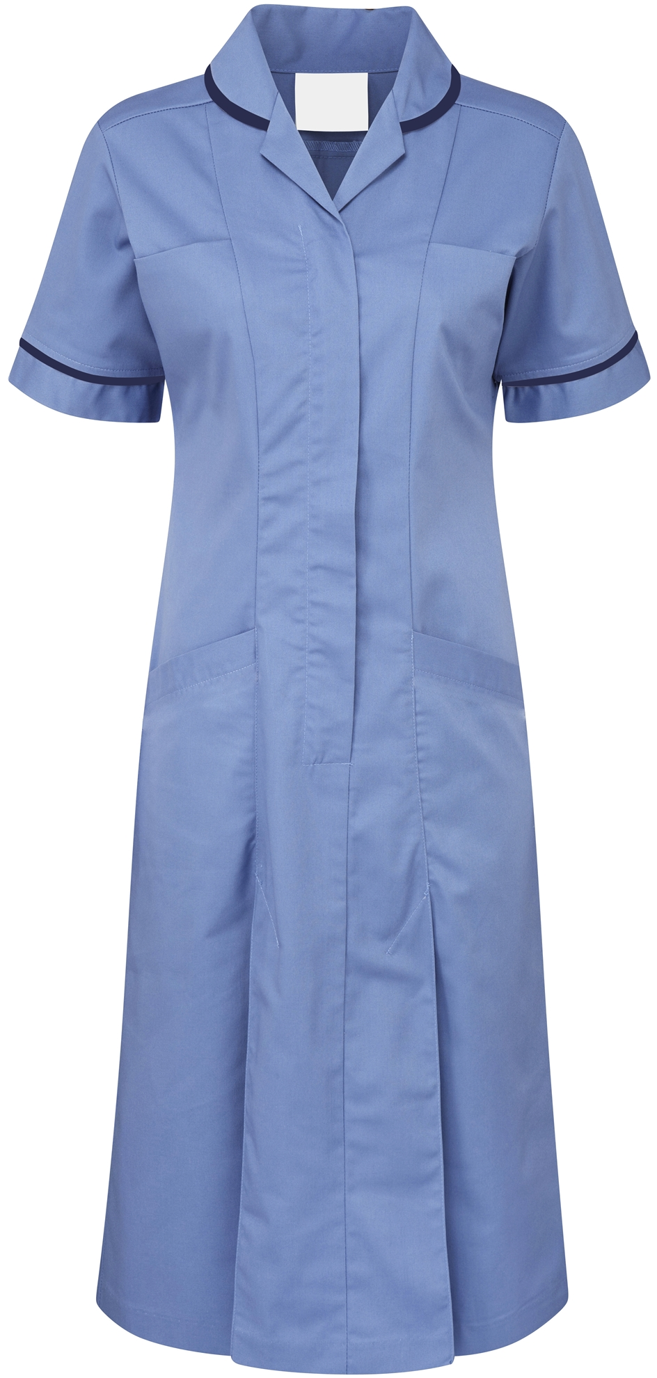 Picture of Plain Colour Dress - Metro Blue/Navy