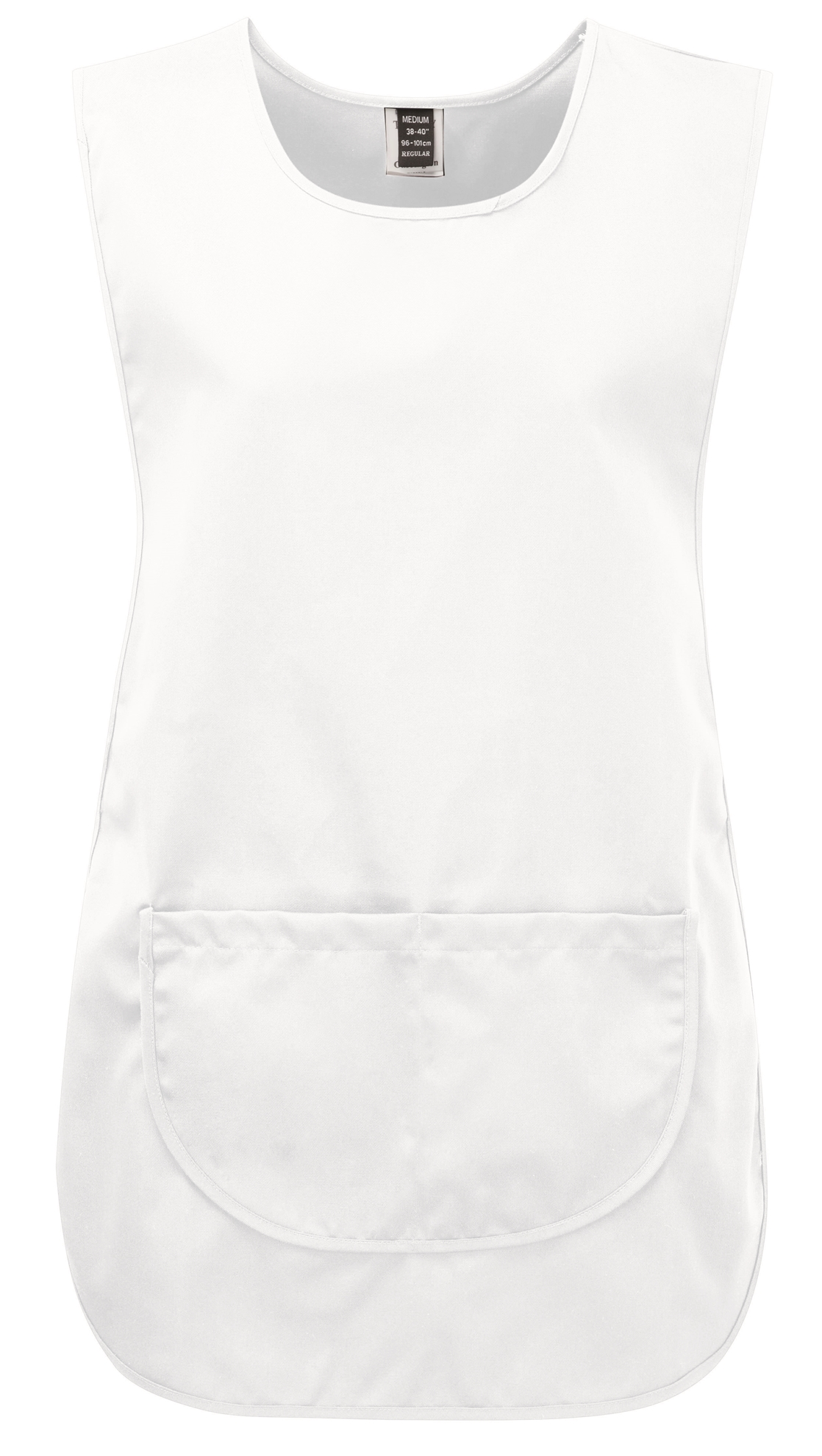 Picture of Plain Tabard - White