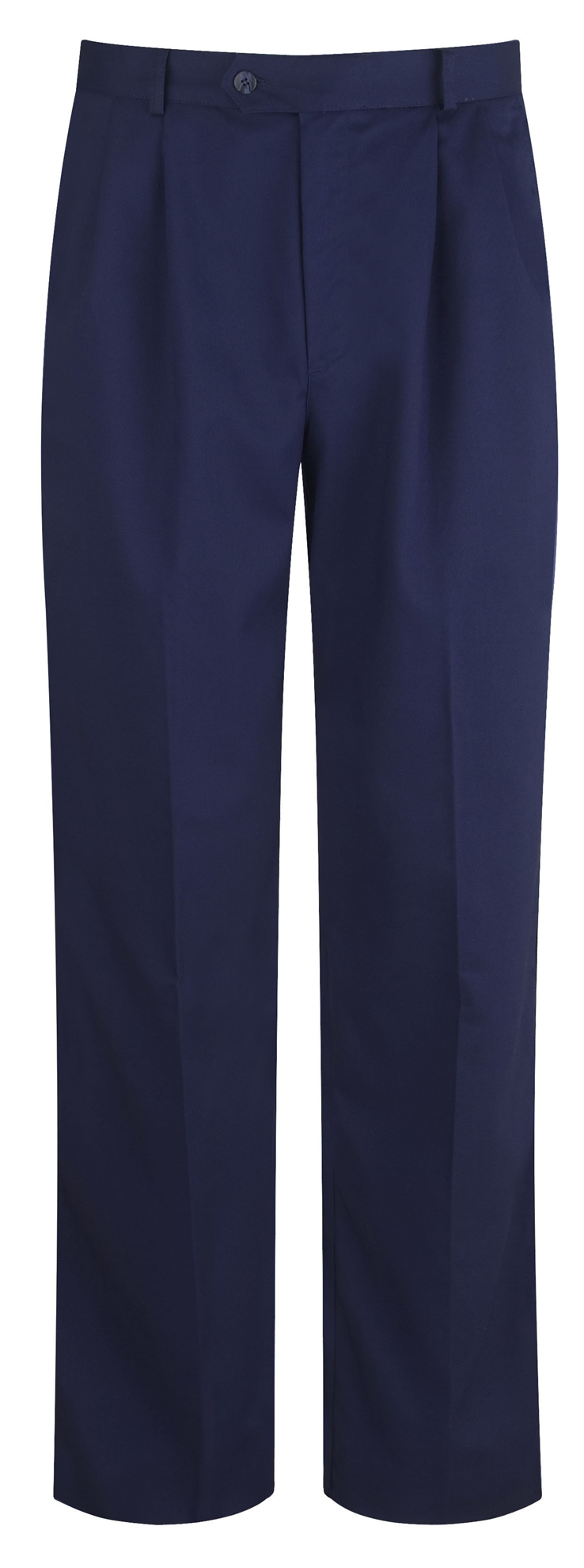Picture of Advantage Male Straight Leg Trousers - Navy