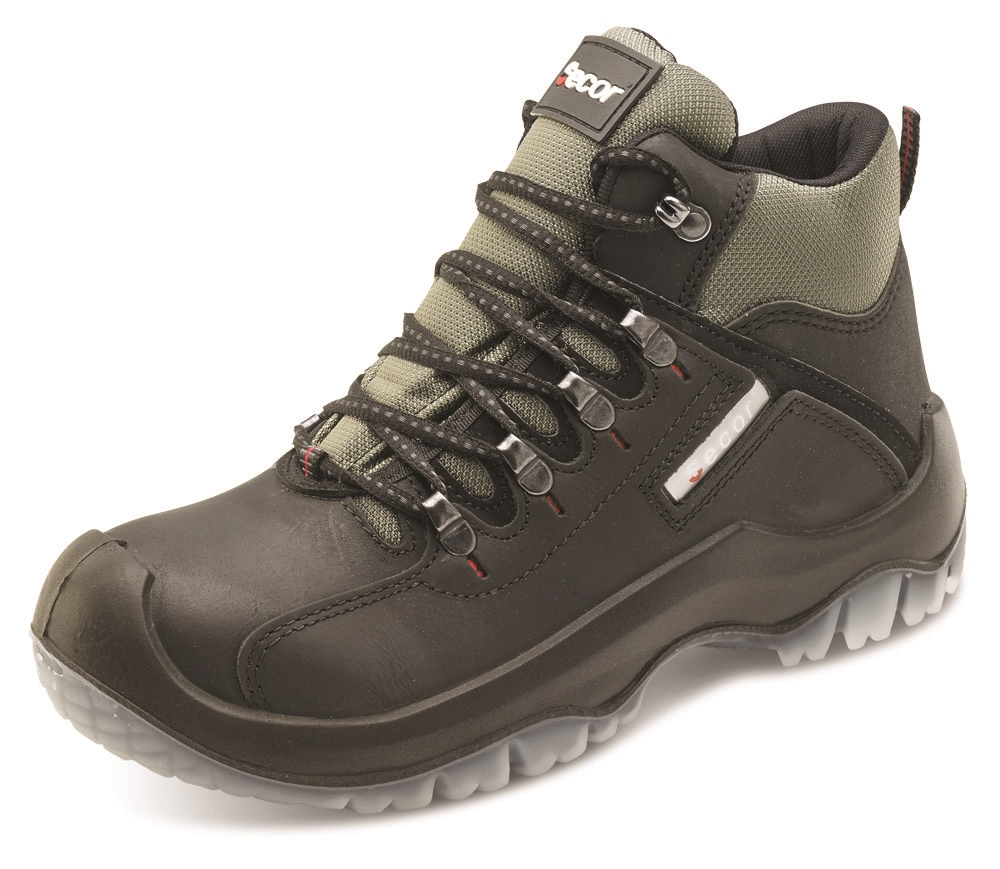Picture of Traxion Boot Dual Density Pu - Black