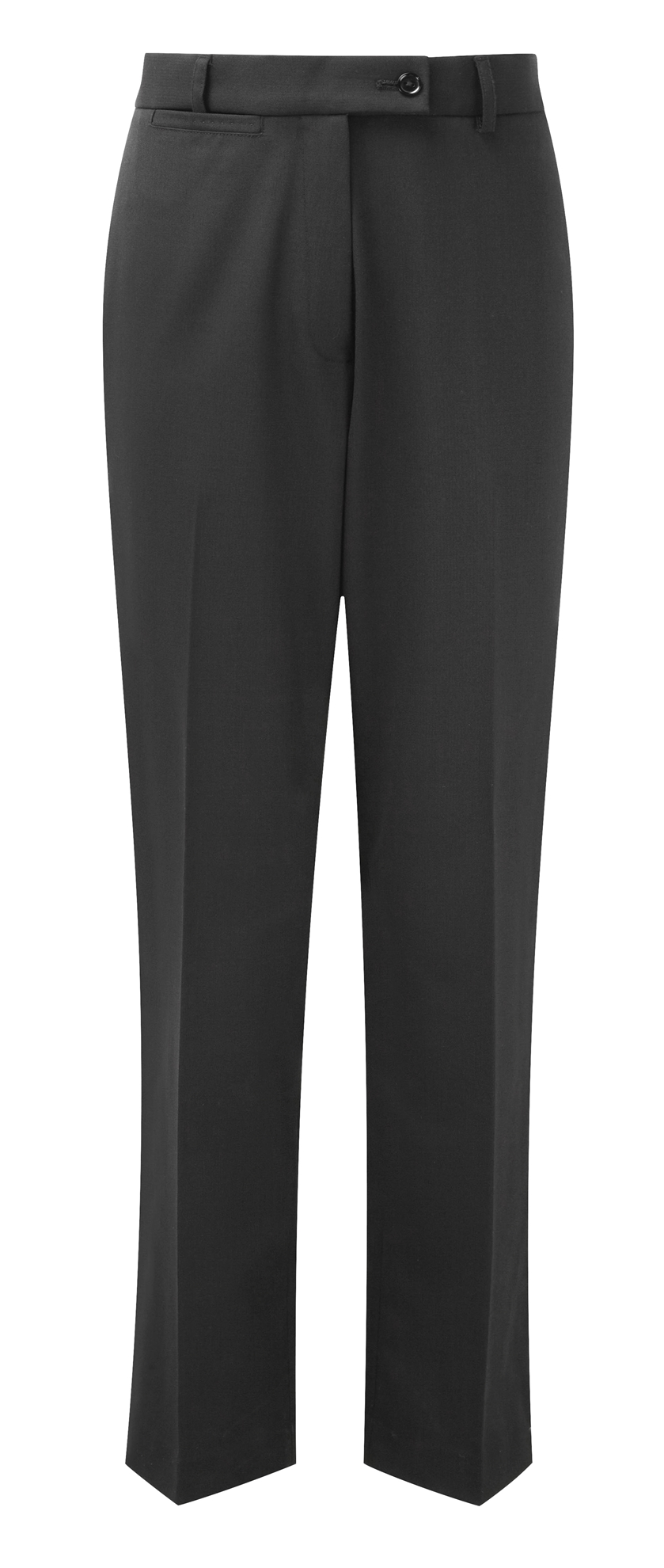 Picture of Grosvenor Straight Leg Trousers - Mid Grey