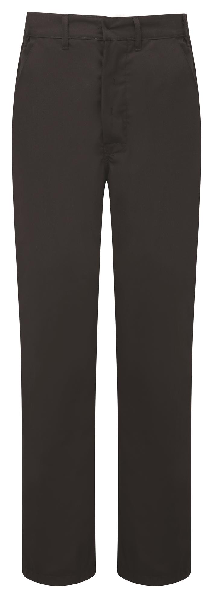 Picture of Unisex Chefs Plain Trouser - Black