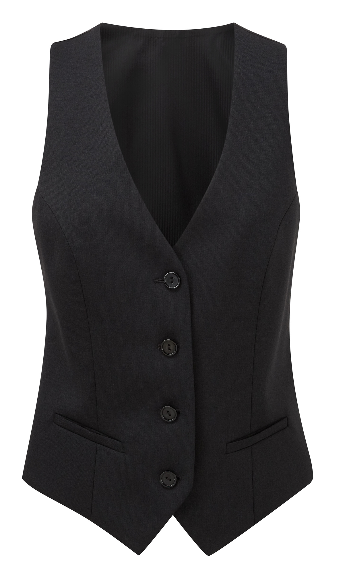 Picture of Waldorf Waistcoat - Black
