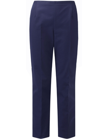 Picture of Pull-On Trousers - Navy