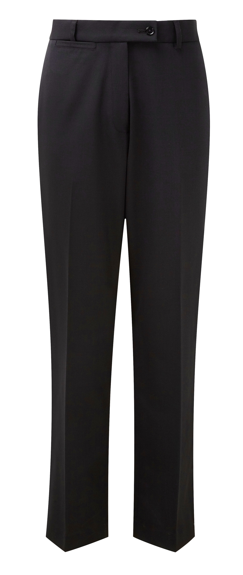 Picture of Grosvenor Straight Leg Trousers - Navy