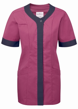 Picture of Universal Tunic - Magenta/Navy