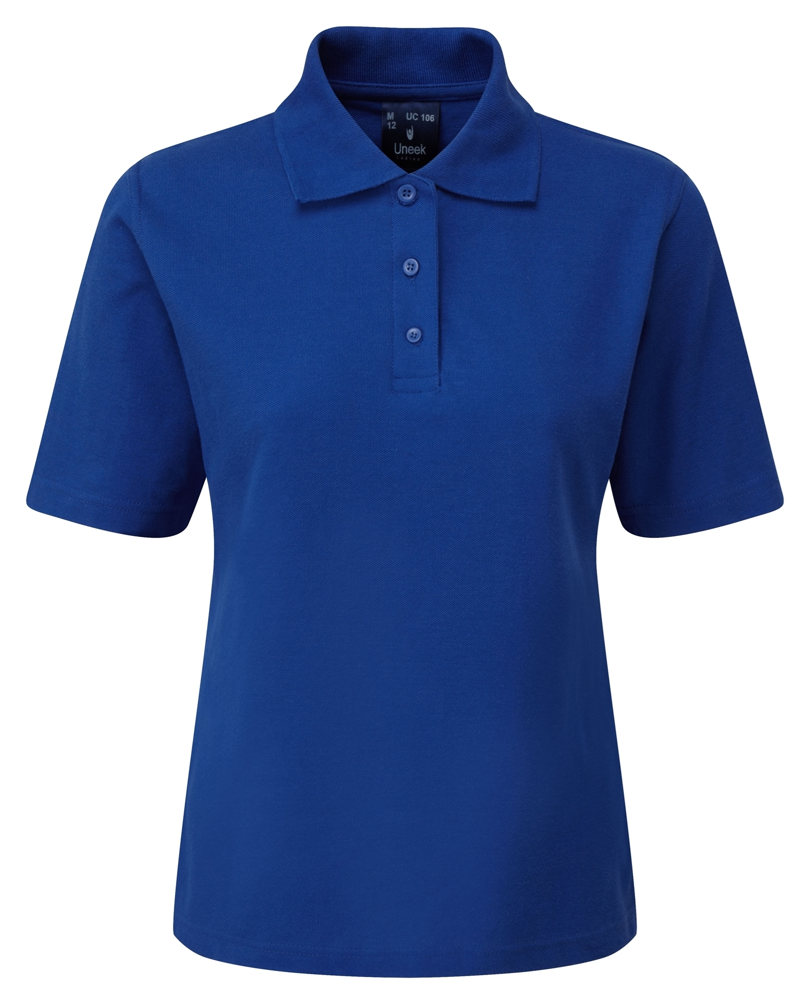 Picture of Female Polo Shirt - Royal Blue