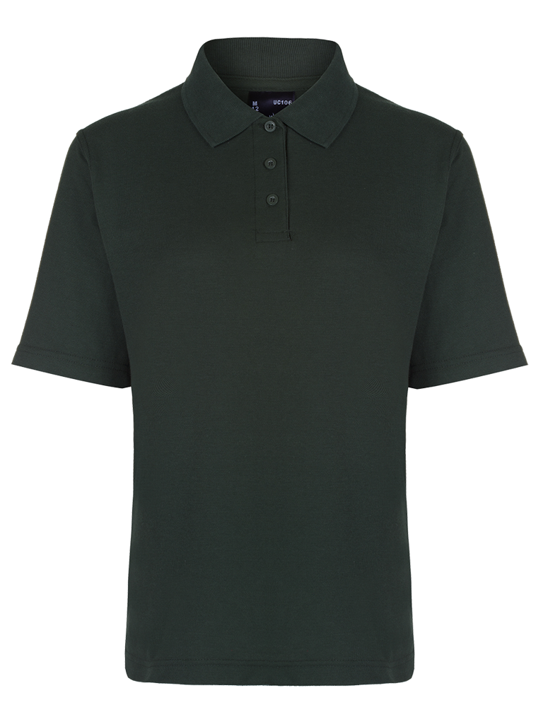 Picture of Female Polo Shirt - Bottle Green