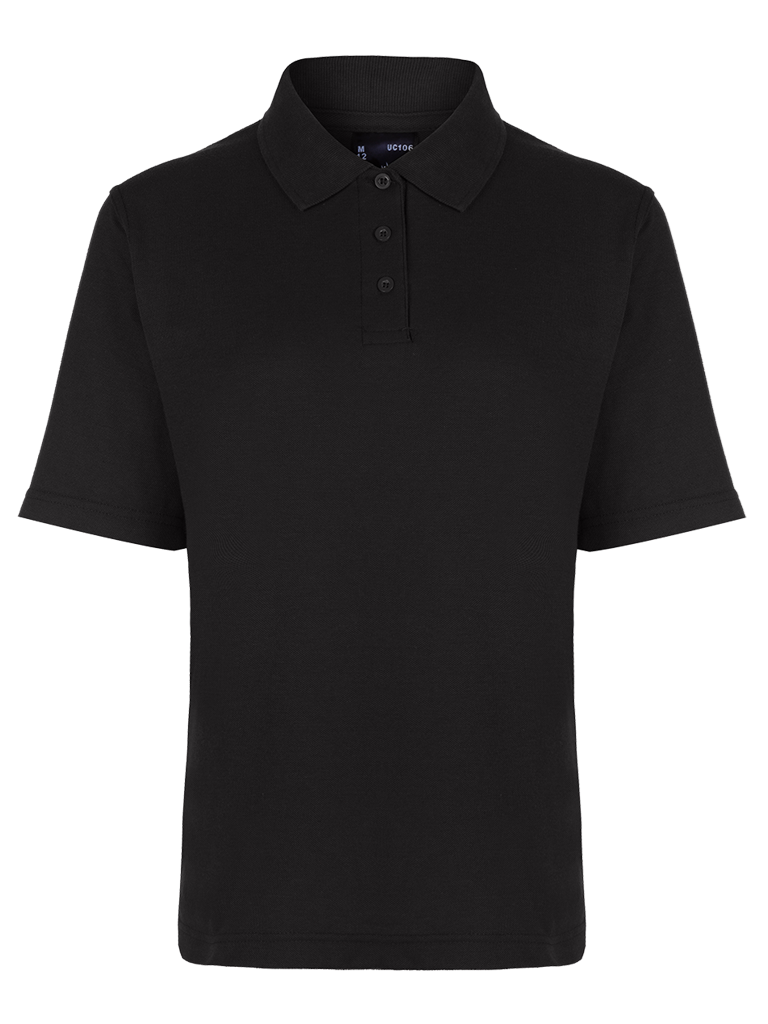 Picture of Female Polo Shirt - Black