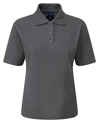 Picture of Female Polo Shirt - Slate Grey