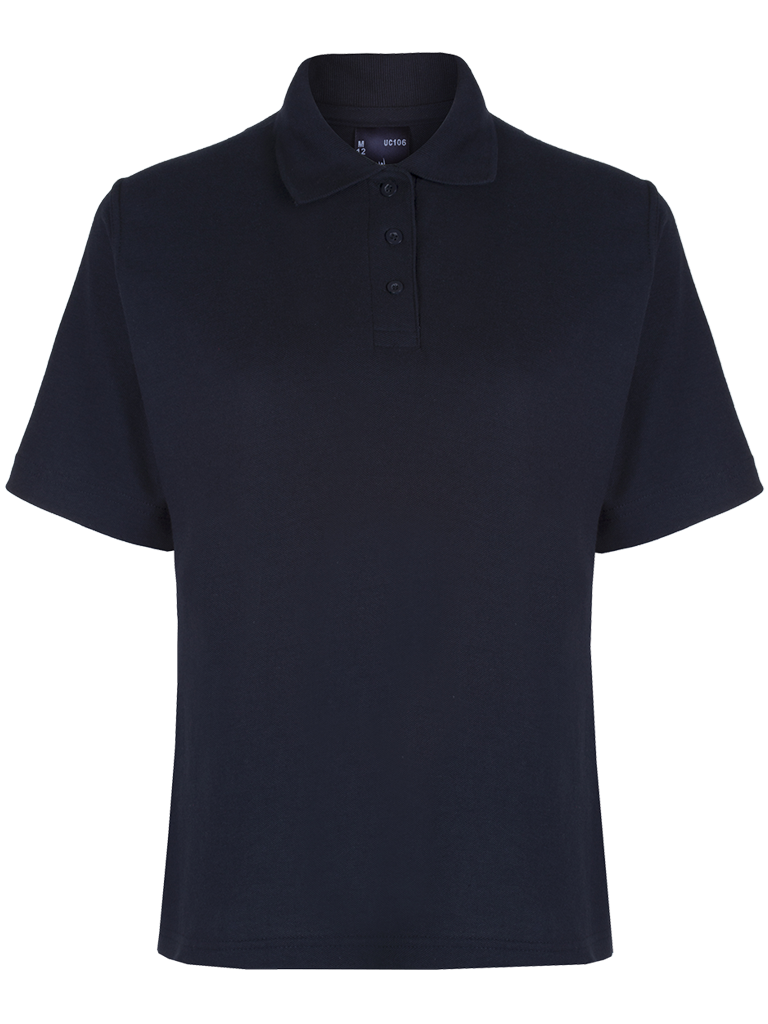 Picture of Female Polo Shirt - Navy