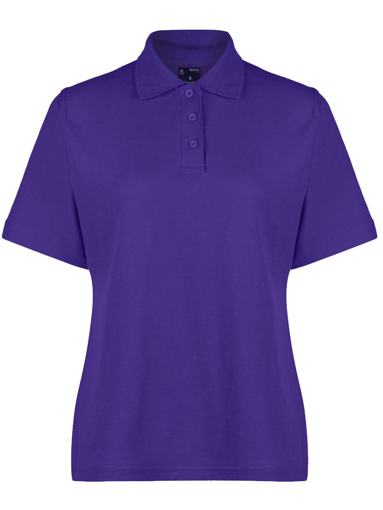 Picture of Female Polo Shirt - Purple
