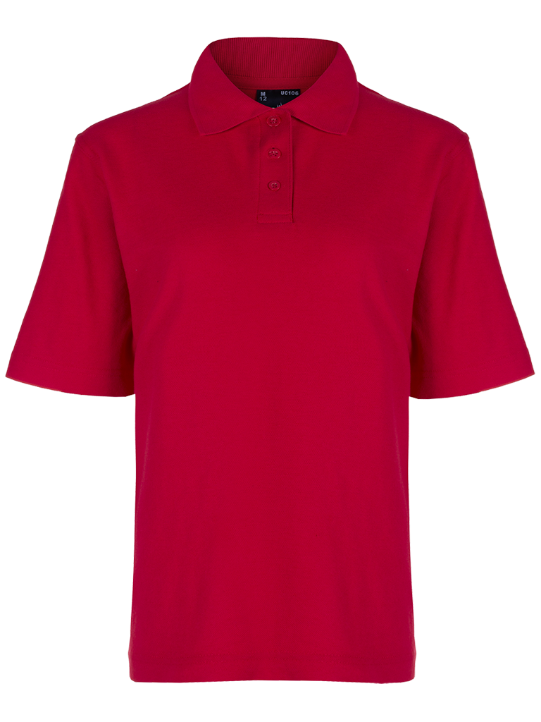 Picture of Female Polo Shirt - Red