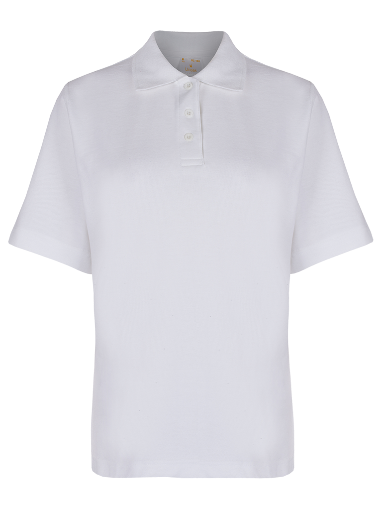 Picture of Female Polo Shirt - White