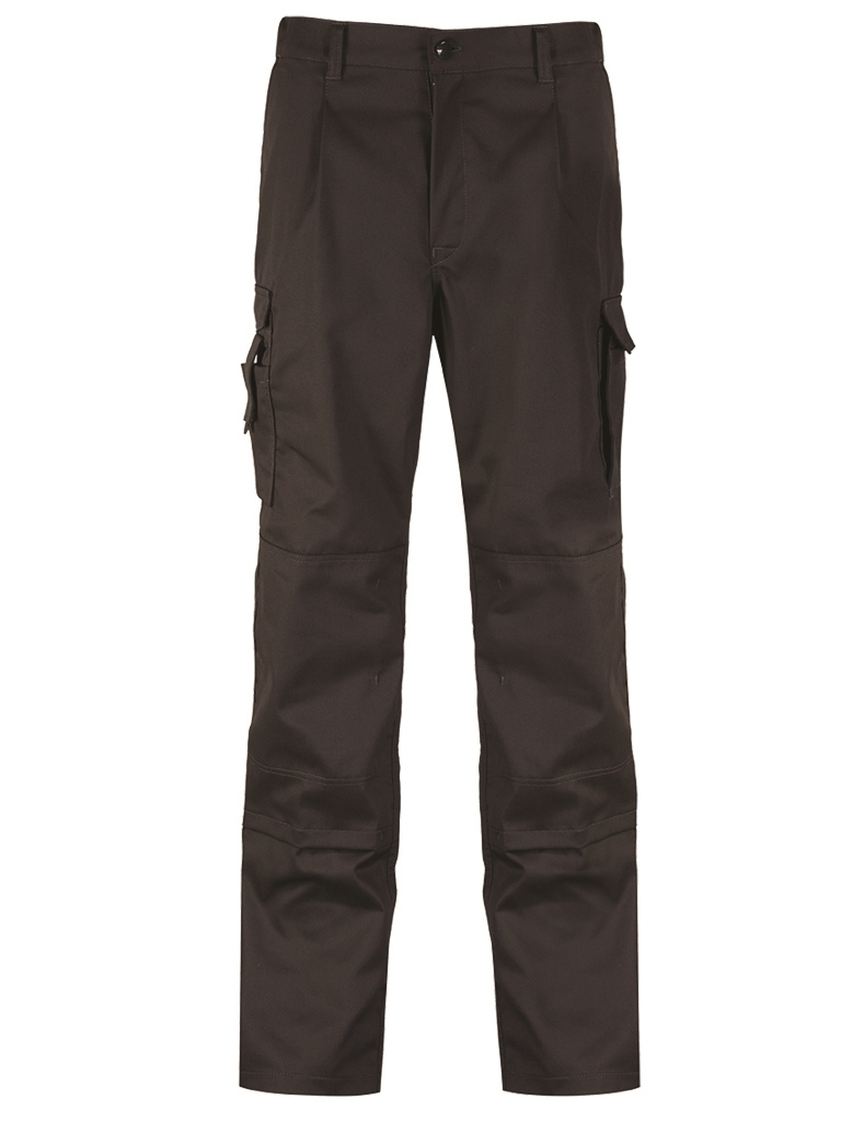 Picture of Gryzko Cargo Trouser - Black