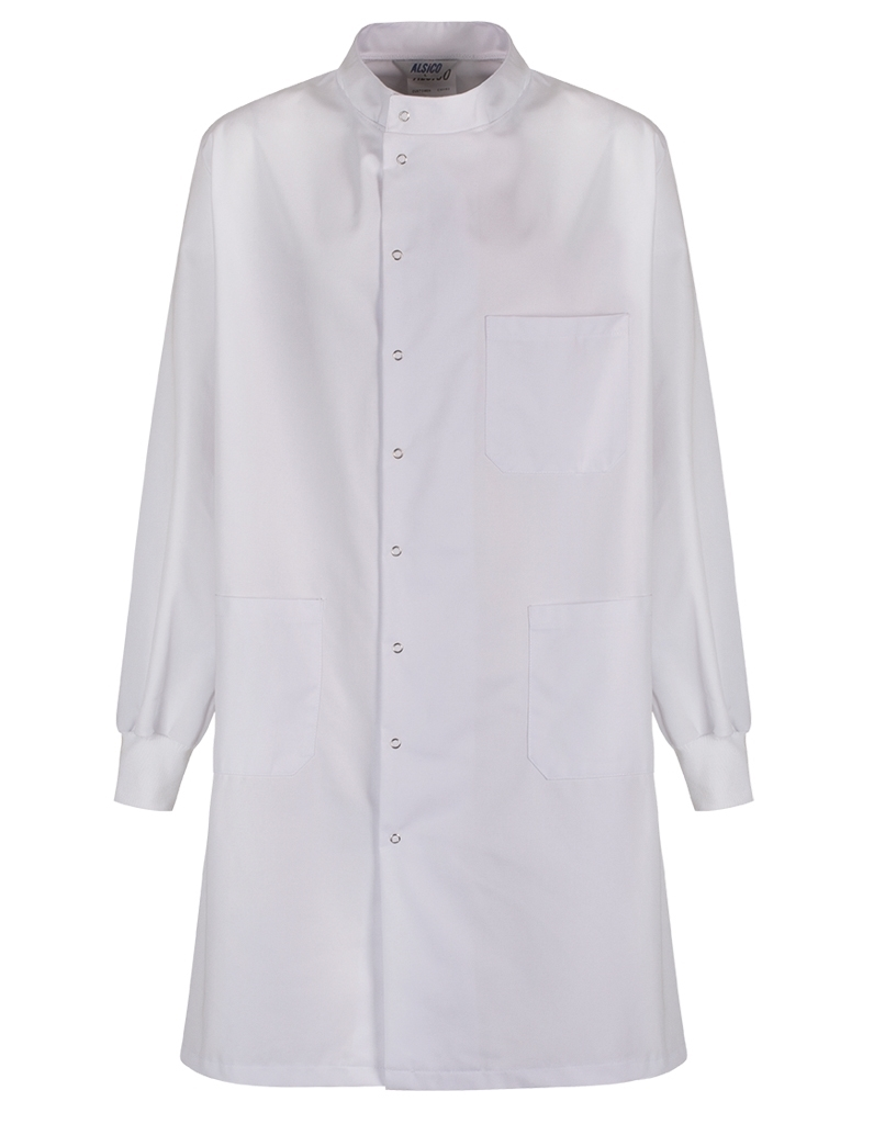 Picture of Lab Coat - White