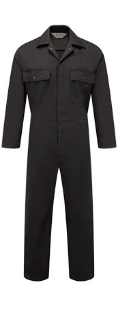 Picture of Coverall - Black
