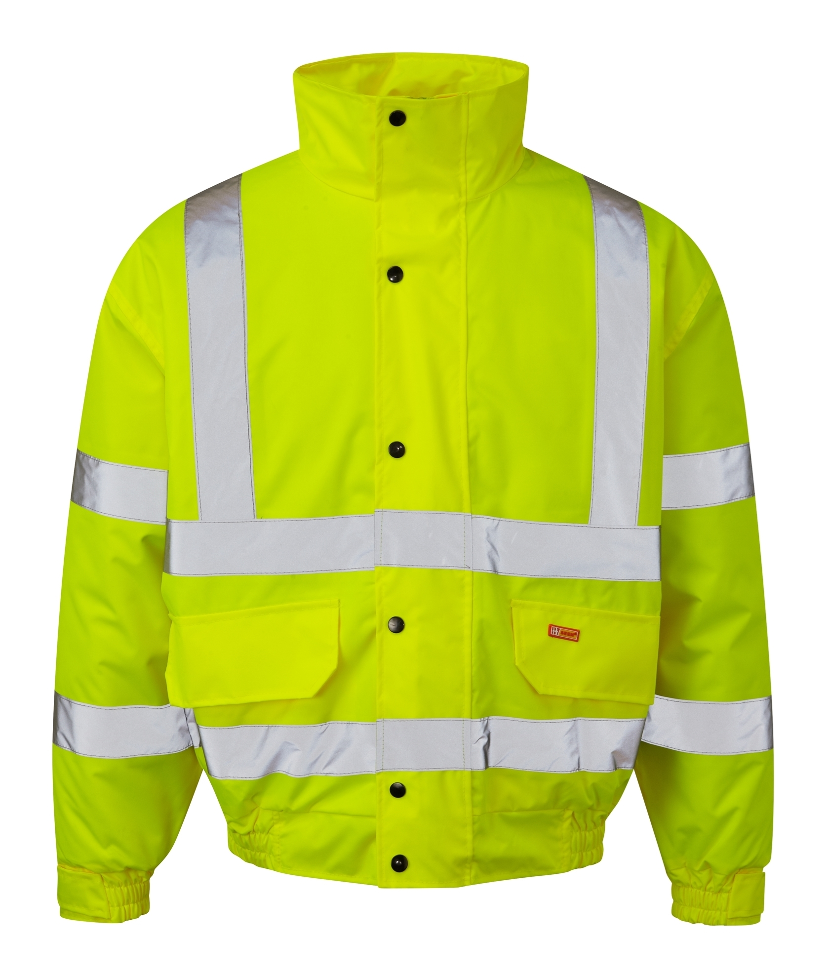Picture of Hi-Vis Bomber Jacket (Constructor Bomber Jacket ) - Yellow
