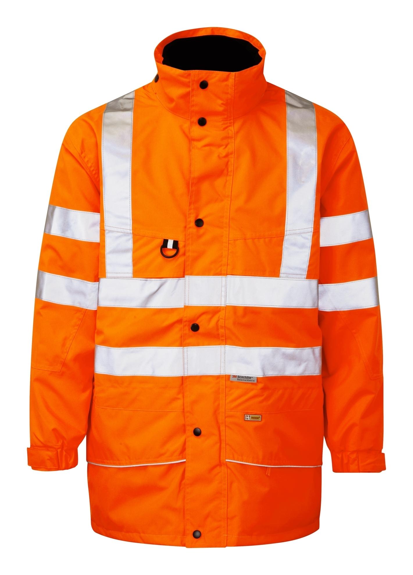 Picture of Hi-Vis Jacket - Orange