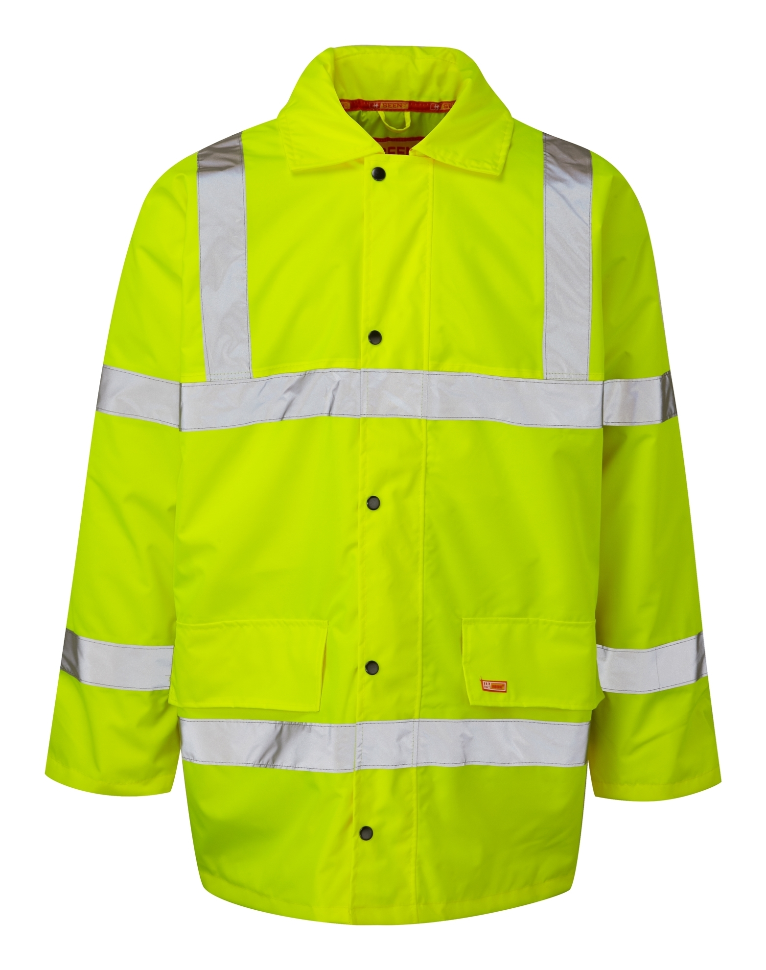 Picture of Hi-Vis Jacket (Constructor Traffic Jacket) - Yellow