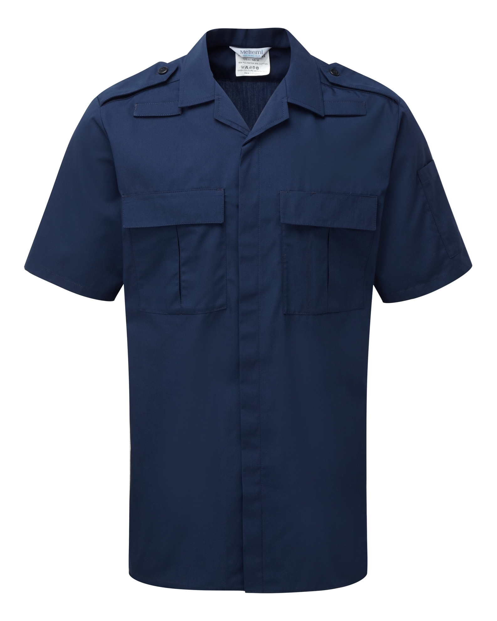 Picture of Unisex Service Shirt - Navy