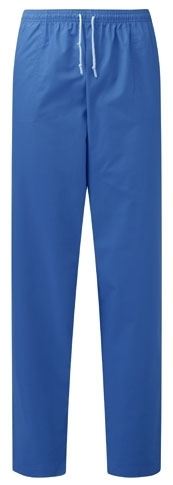 Picture of Unisex Smart Scrub Trousers - Metro Blue