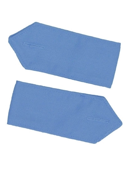 Picture of Epaulettes - Pair - Sky Blue