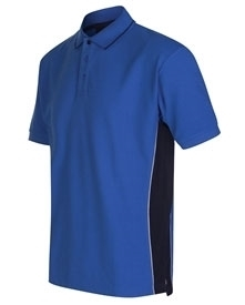 Picture of Gryzko Unisex Contrast Polo Shirt