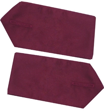 Picture of Epaulettes - Pair - Smokeberry