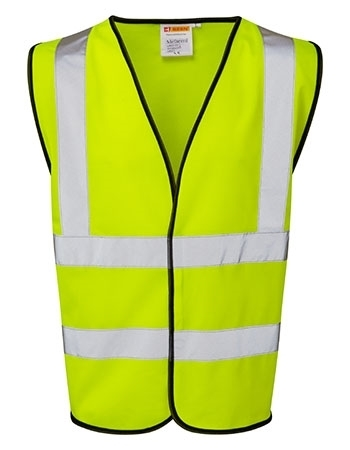 Picture of Hi-Vis Vest - Hi Vis Yellow