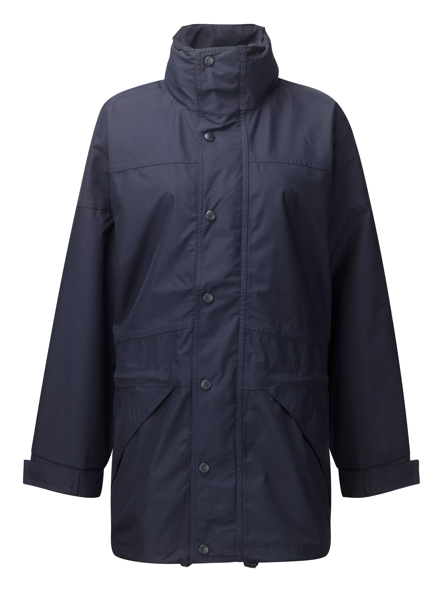 Picture of Waterproof Anorak with Unlined Fleece - Navy