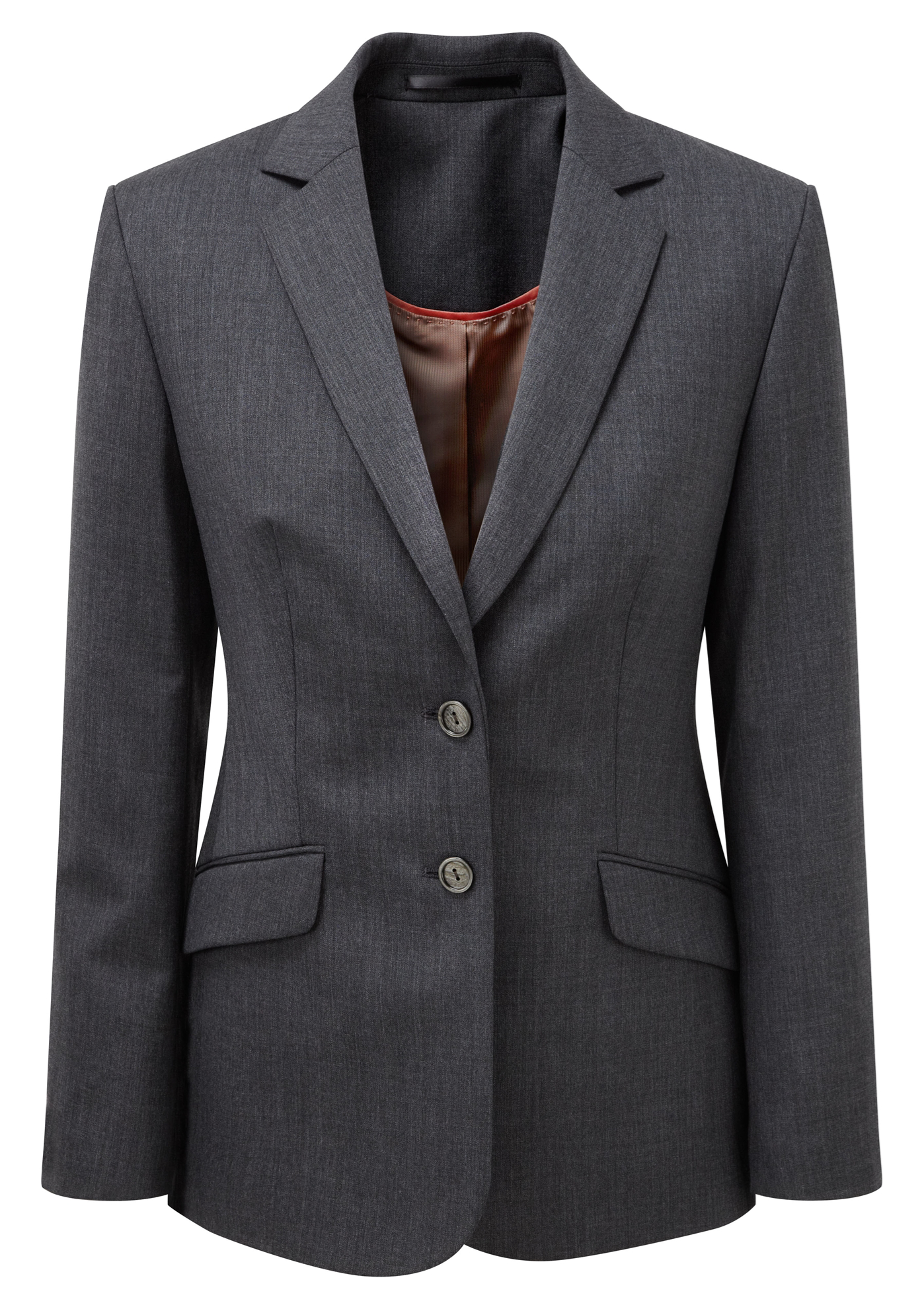 Picture of Classic Fit Connaught Jacket - Mid Grey