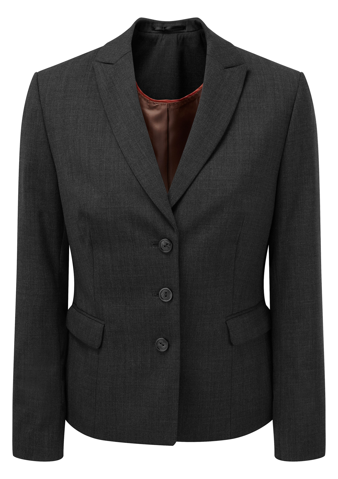 Picture of Ritz Tailored Fit Jacket - Black