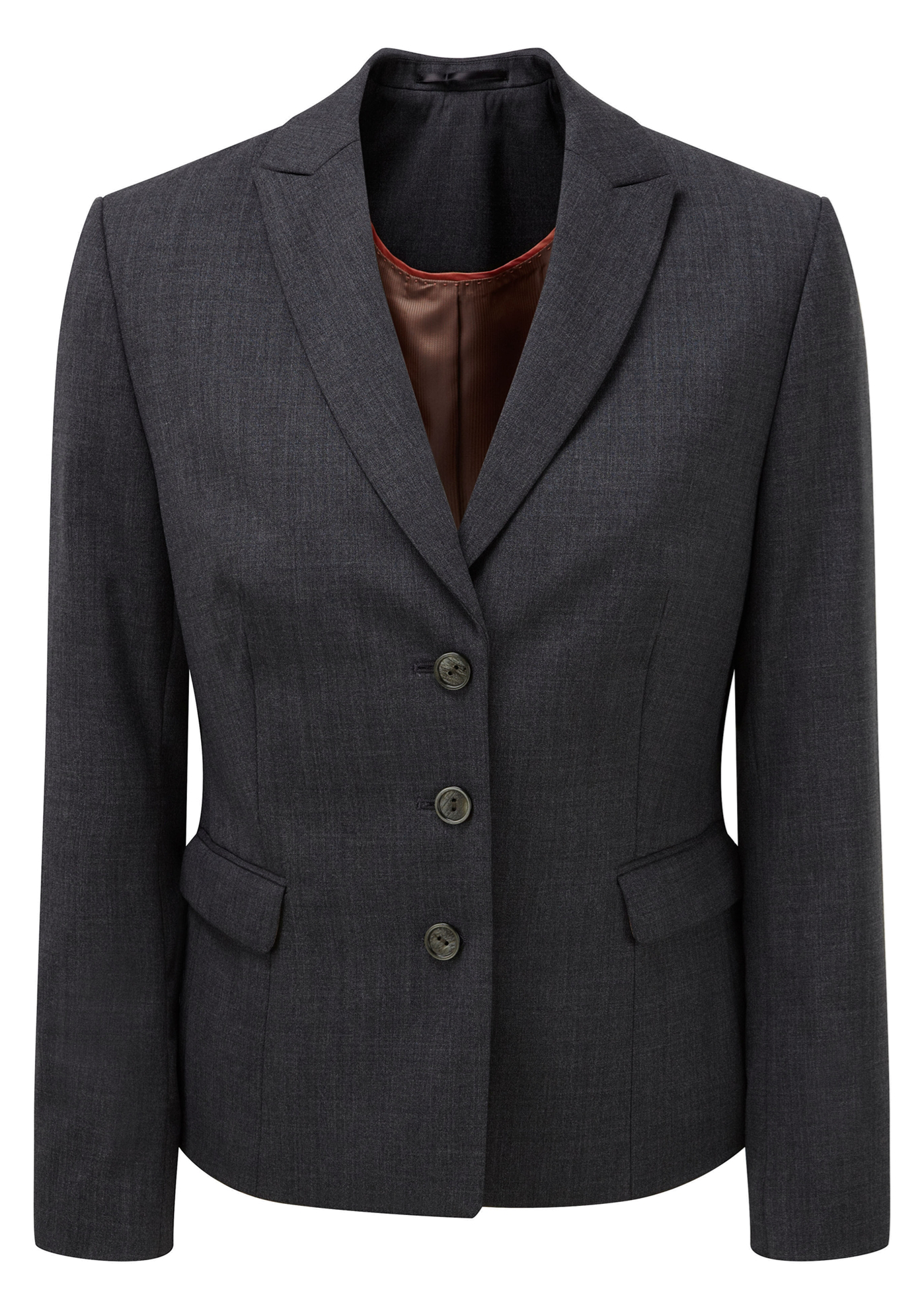 Picture of Ritz Tailored Fit Jacket - Navy