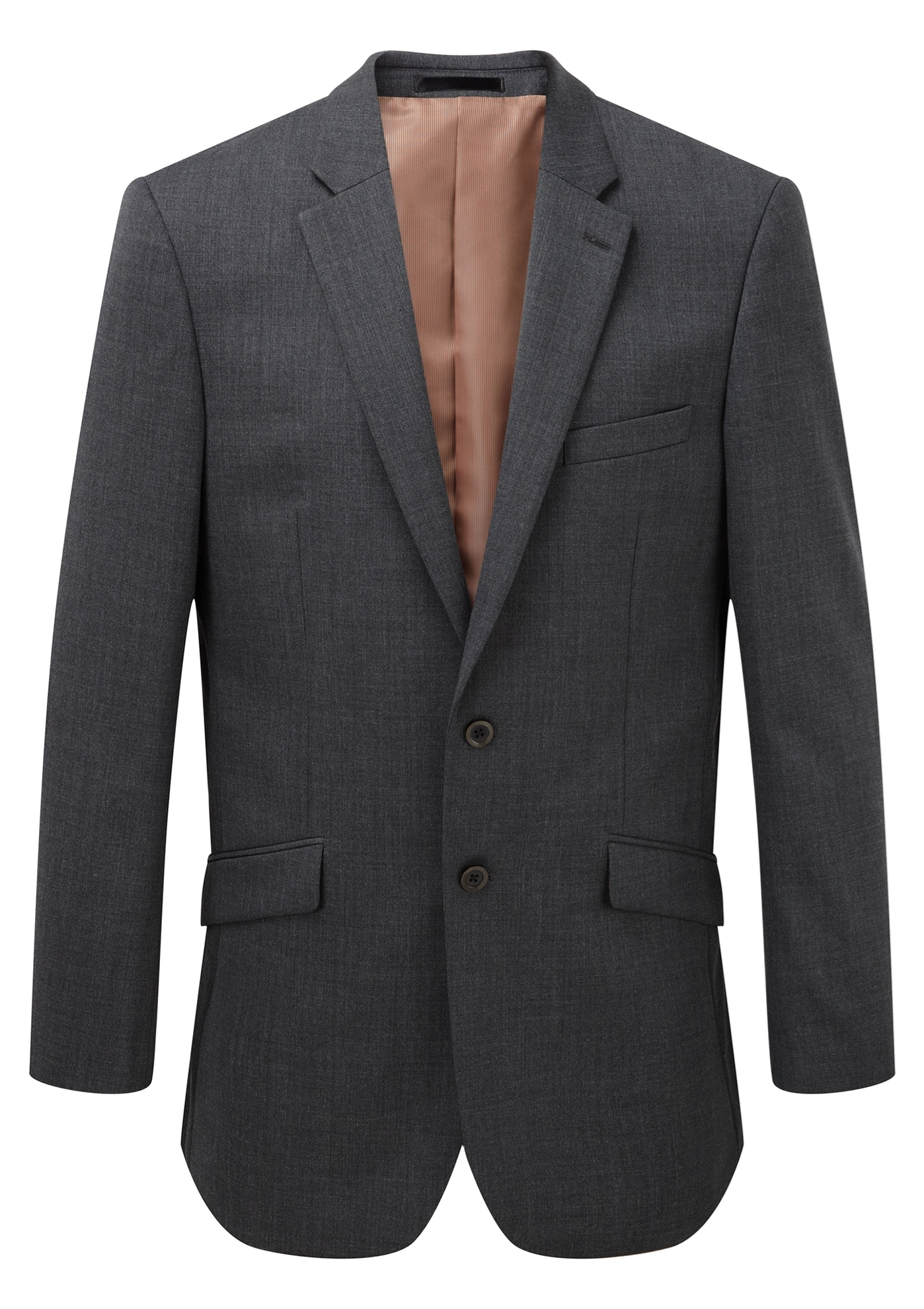 Picture of Tailored fit Aldwych Jacket - Grey