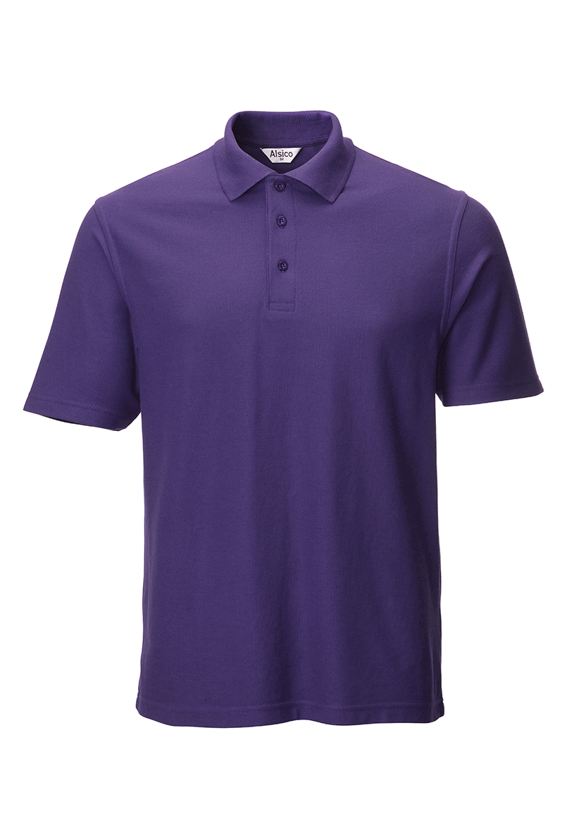 Picture of Unisex Poloshirt - Purple
