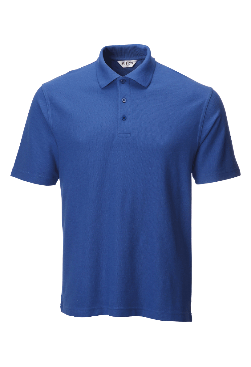 Picture of Unisex Poloshirt - Royal Blue